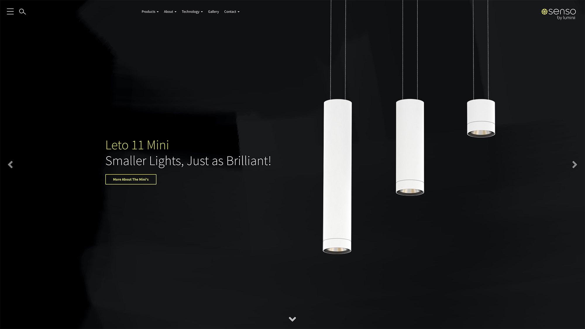 Senso Lighting